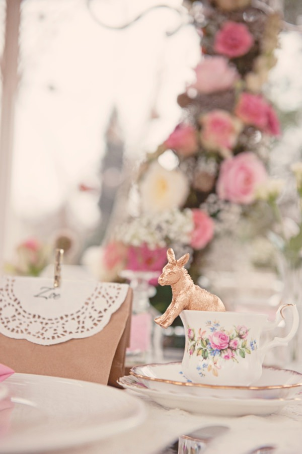 toy animal wedding favours