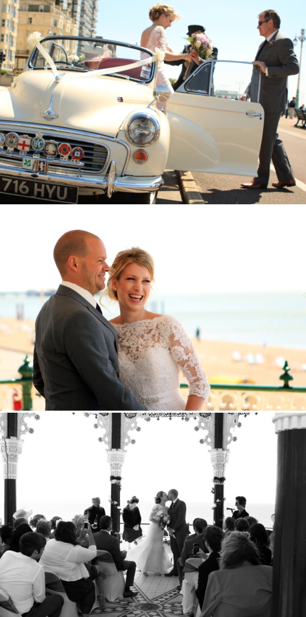brighton wedding beach http://www.zoetropephotography.co.uk/