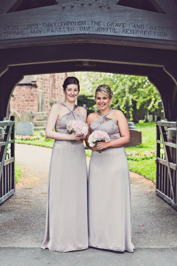 taupe bridesmaid dresses http://www.clairepennphotography.com/