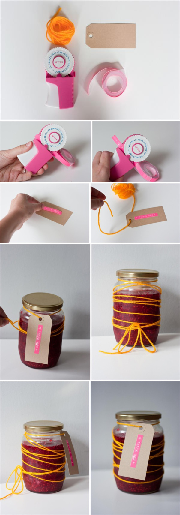 jam jar decoration ideas pretty modern