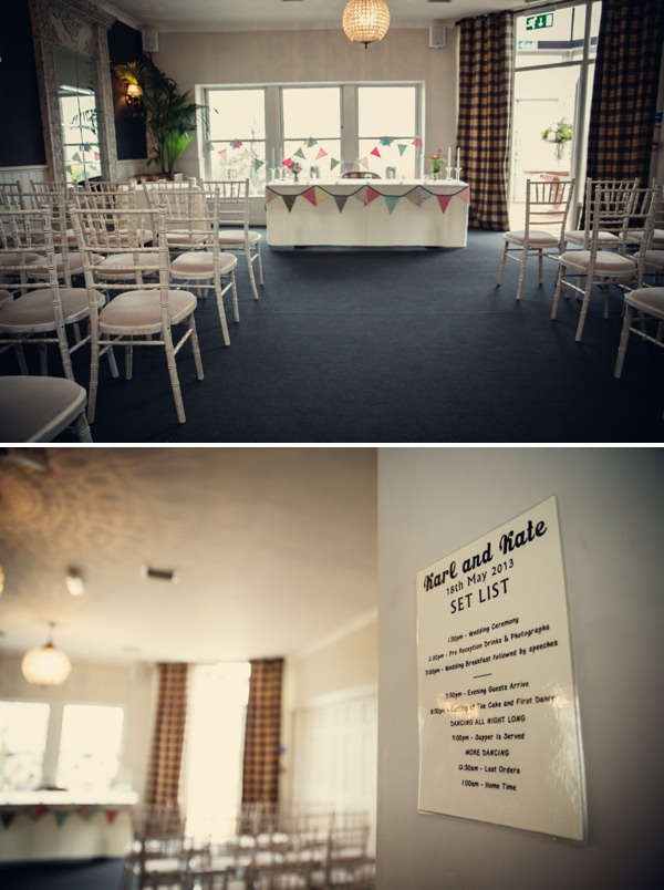 wedding ceremony room http://assassynation.co.uk/