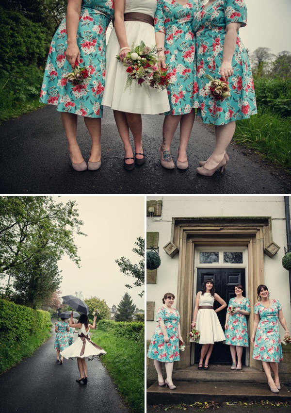 floral bridesmaid dresses http://assassynation.co.uk/