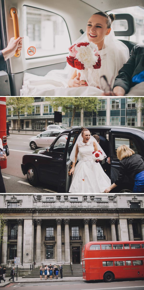 taxi wedding transport http://www.weheartpictures.com/