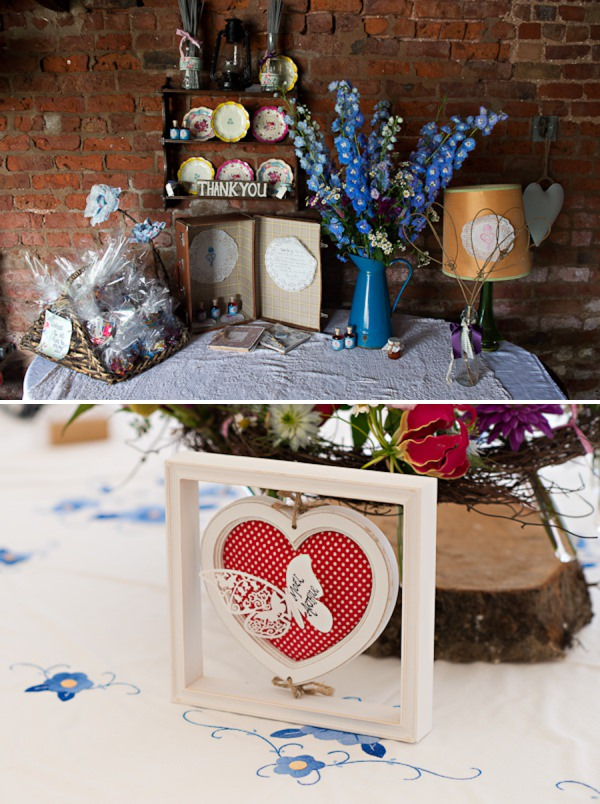 DIY wedding decor http://www.photographer-north-wales.com/
