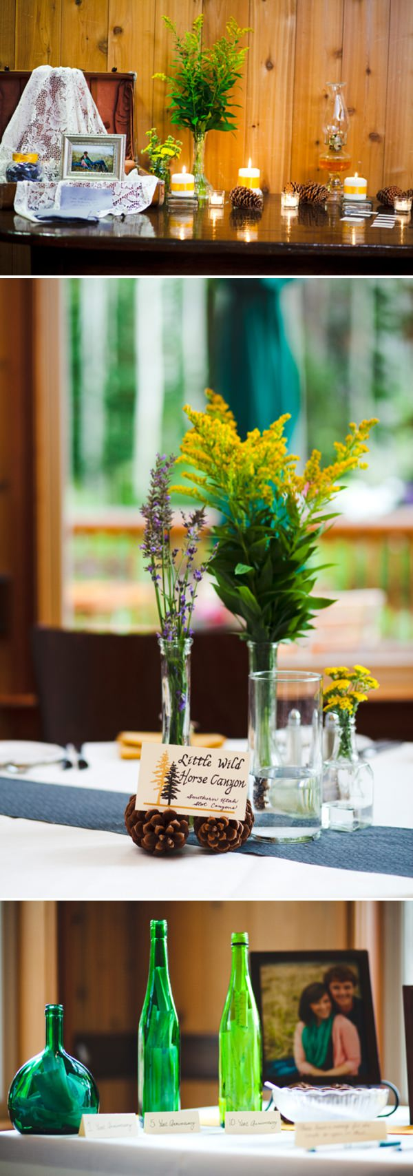 rustic wedding decor http://www.pier23photography.com/