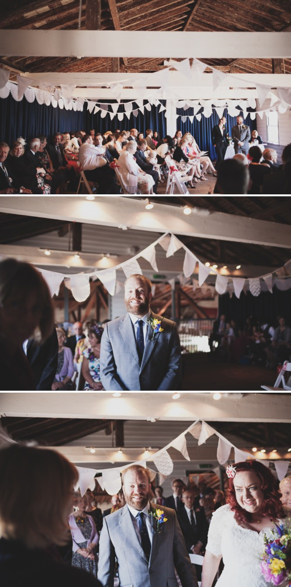 wedding ceremony lobster shack http://www.paulfullerkentphotography.com/