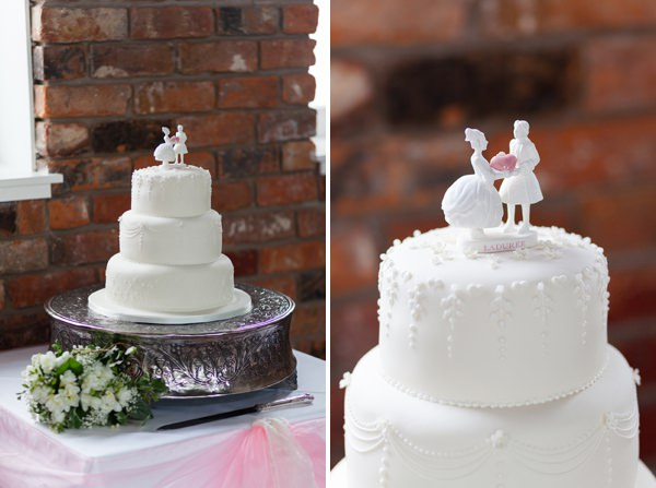 traditional wedding cake http://www.victoriaphippsphotography.co.uk/