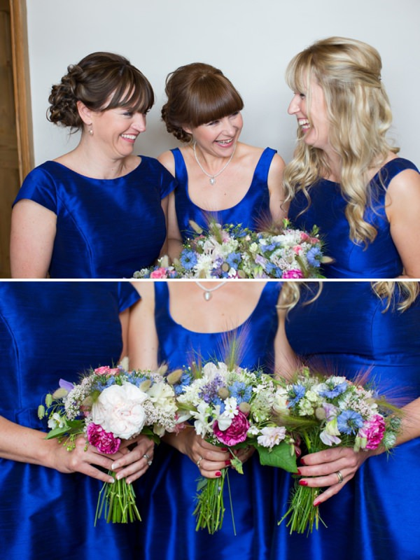 blue bridesmaid dresses http://www.katherineashdown.co.uk/