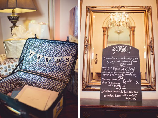 wedding suitcase cards http://www.annaclarkephotography.com/