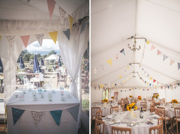 Marquee Pretty Party Pub Informal Wedding http://www.emmalucyphotography.com/