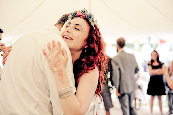 Natural Bohemian Vegan Yurt Wedding http://www.ctimages.co.uk/