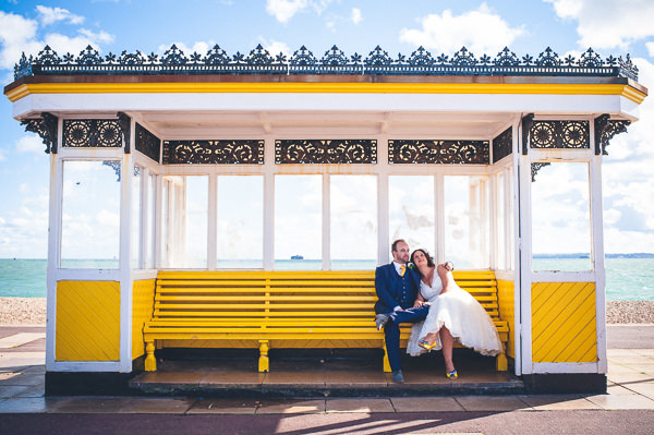 Nautical Colourful Pirate Wedding http://www.mariannechua.com/