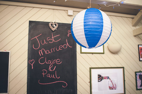 Beach ball lanterns Nautical Colourful Pirate Wedding http://www.mariannechua.com/