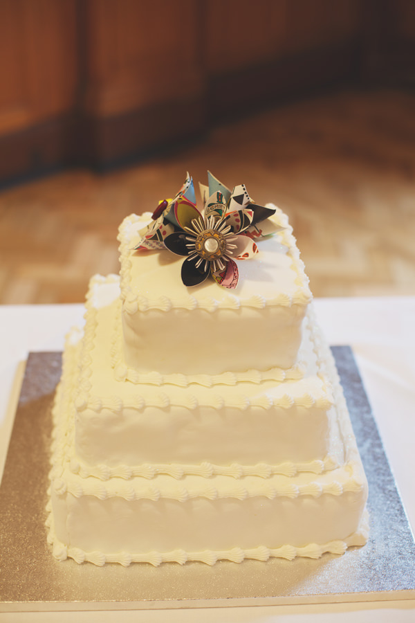 Traditional Cake Crafty Personal Wedding Glasgow http://www.maureendupreez.com/