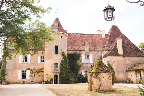 Destination Chateau Dordogne France Wedding http://www.mandjphotos.com/