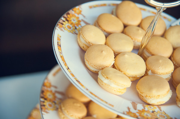 DIY Wedding Victoria Baths Manchester Macarons http://www.mrsleeve.co.uk/