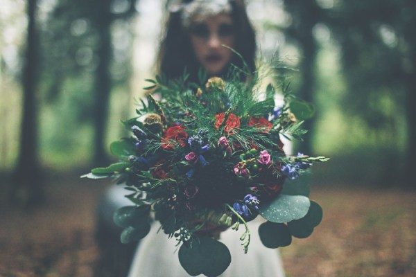Woodland Wonderland Wedding Ideas Foliage Bridal Bouquet http://www.jessicawitheyphotography.squarespace.com/