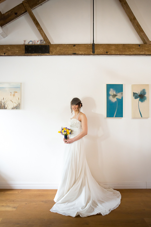 Blue Yellow Spring Wedding http://www.fullerphotographyweddings.co.uk/