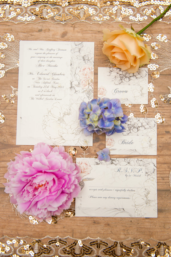 Flower Fairy Bridesmaid Ideas Stationery Invtitations http://katforsyth.com/