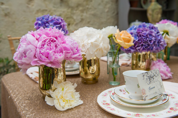 Flower Fairy Bridesmaid Ideas Flowers Tables Wedding Hydeangea Peonies http://katforsyth.com/