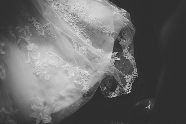 DIY White City Wedding Lace Bride http://www.amyfaithphotography.com/