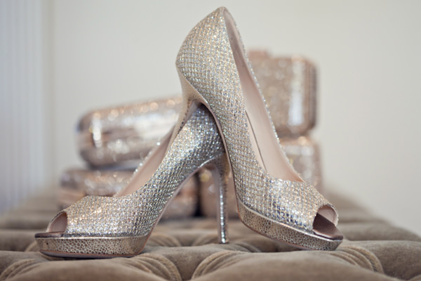 Jimmy Choo SIlver Gold Metalic Shoes Bride http://www.kerryannduffy.com/