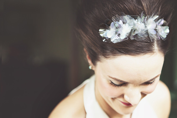 Humanist Scotland Wedding Beehive Hair Bride Style http://www.onloveandphotography.com/