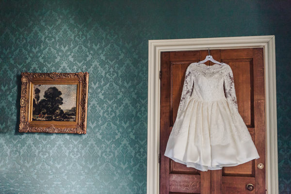 1940s Vintage British Wedding Ellis Bridal Dress http://www.samantha-j.co.uk/