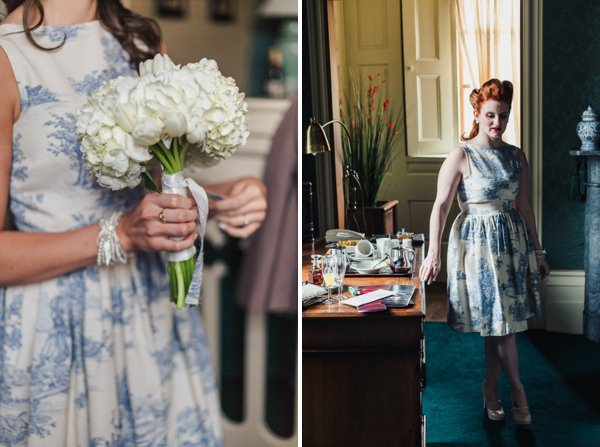 1940s Vintage British Wedding http://www.samantha-j.co.uk/