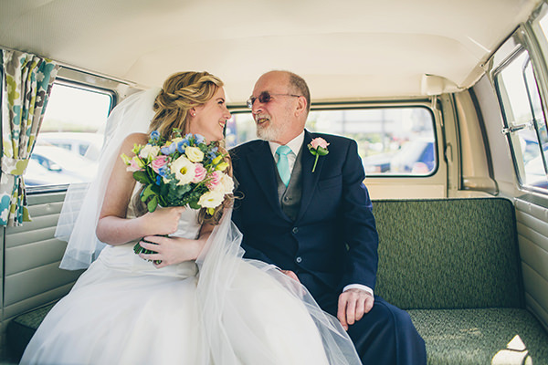 Charming Homemade Blue Wedding http://www.lifelinephotography.co.uk/