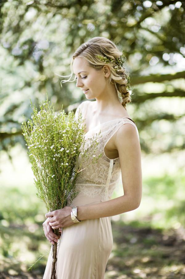 Beautiful Rustic Woodland Bridal Bridal Bouquet Foliage Green Wild  http://www.careysheffield.com/