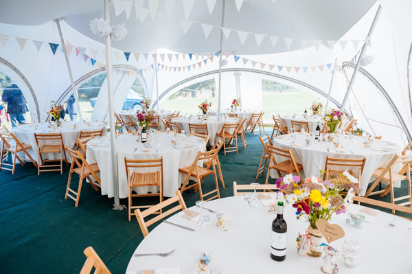 Picnic Countryside Fete Wedding Marquee Decor http://www.daffodilwaves.co.uk/
