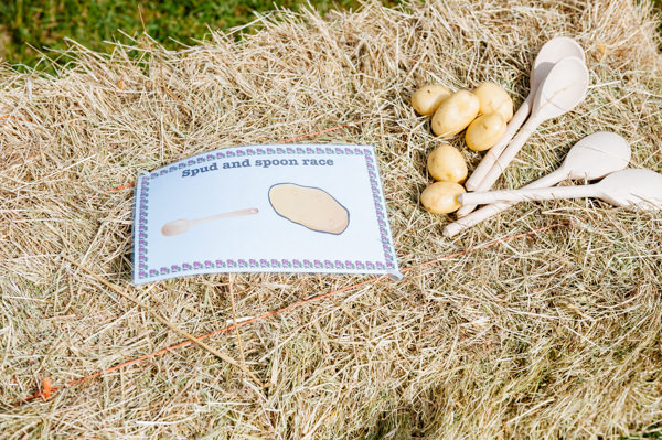 Picnic Countryside Fete Wedding Egg and Spoon Race http://www.daffodilwaves.co.uk/