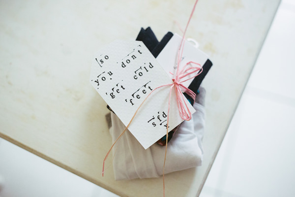 Quirky Stylish Barn Wedding Bride Gift http://www.mikeandtom.co.uk/