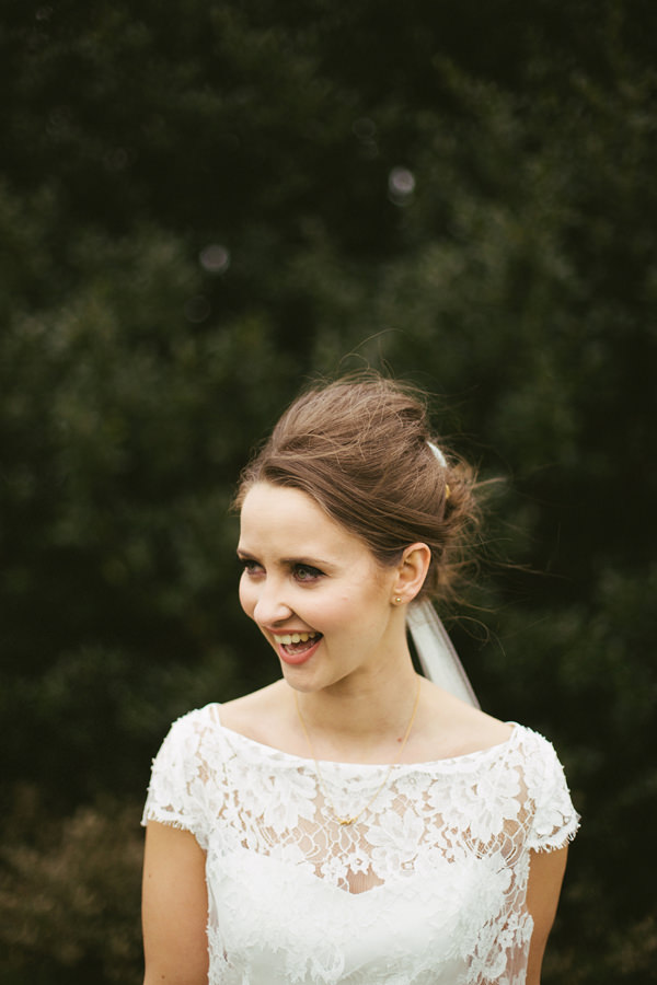 Quirky Stylish Barn Wedding Beehive Bride Hair Style Up Do http://www.mikeandtom.co.uk/