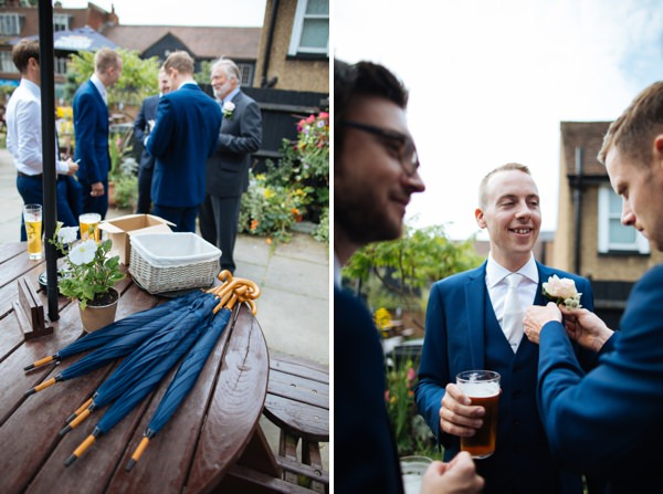 Relaxed Travel Pub Marquee Garden Wedding http://www.zoetropeweddingphotography.co.uk/