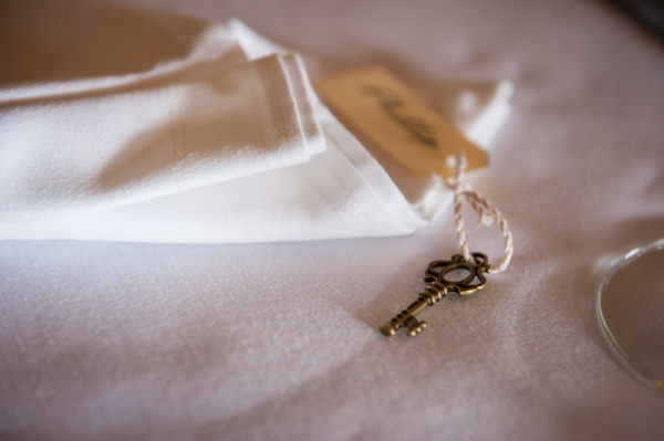 Luggage Tag Key Decor Alice in Wonderland Forest Wedding in South Africa http://katforsyth.com/