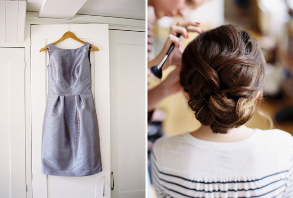 Bridesmaid Hair Style Up Do Pretty Relaxed Beautiful Traditional Wedding http://www.victoriaphippsphotography.co.uk/