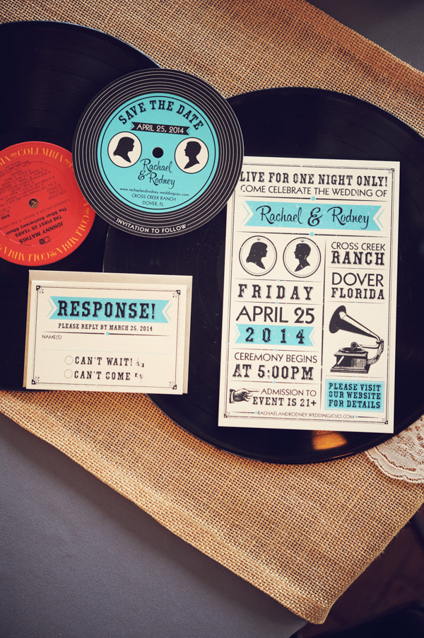Sweet Quirky Music Wedding Stationery http://www.jasonwebsterphotography.com/