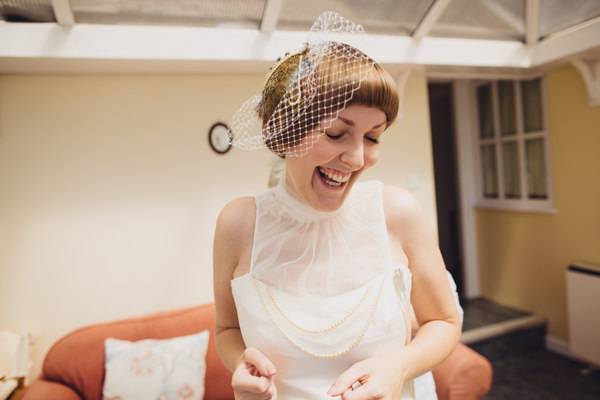 Creative Yellow 'Greys' Waterfall Woods Wedding http://www.lucylittle.co.uk/
