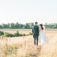 Country Summer Fete Style Village Hall Wedding http://vickylamburn.com/