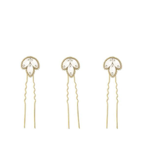 Wedding-Hair-Pin-Collection-by-Britten-Avril-gold-crystal-deco