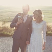 Creative Vintage Cottage Peak District Wedding http://www.onloveandphotography.com/