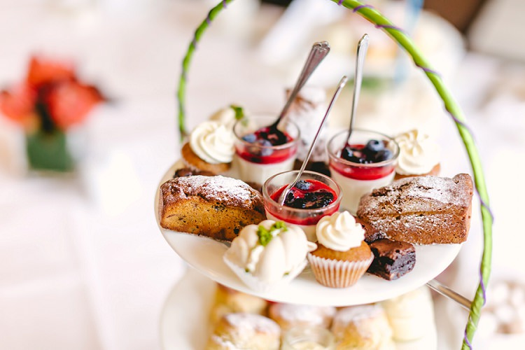 Afternoon Tea Beautiful Relaxed Surprise Wedding http://www.theimagegarden.co.uk/