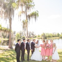 Rustic Chic Garden Destination Florida Wedding http://www.hundredsofmoments.com/