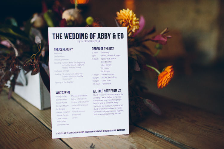 Simple Graphic Stationery Cotswolds Barn Laid Back Stylish Wedding http://albertpalmerphotography.com/