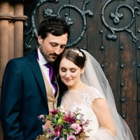 Festive Christmas Romantic Rich Tones Floral Classic Wedding http://www.jobradbury.co.uk/