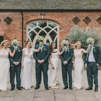 Charming Rustic Home Made Yellow Barn Wedding http://www.darrengairphotography.co.uk/