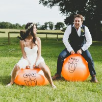 Relaxed Fun Rustic Countryside Barn Wedding http://www.paulunderhill.com/
