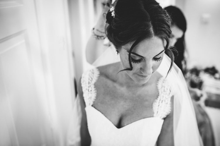 Bride Bridal Hair Up Do Style Make Up Local Fun Home Made Marquee Wedding http://www.alextentersphotography.co.uk/